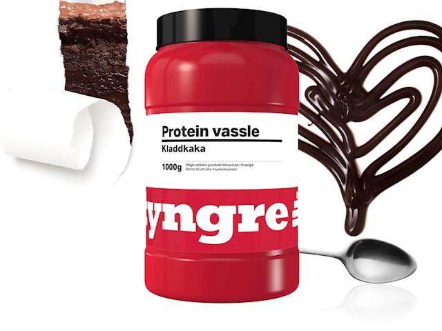 vassleprotein laktosintolerant
